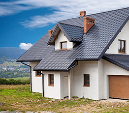 Одноэтажные дома из пеноблоков под ключ