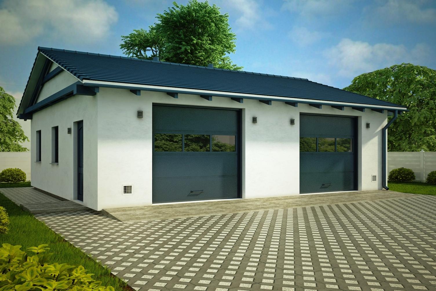 Строительство гаражей под ключ в Чите